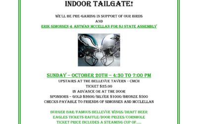 Eagles VS Cowboys Indoor Tailgate